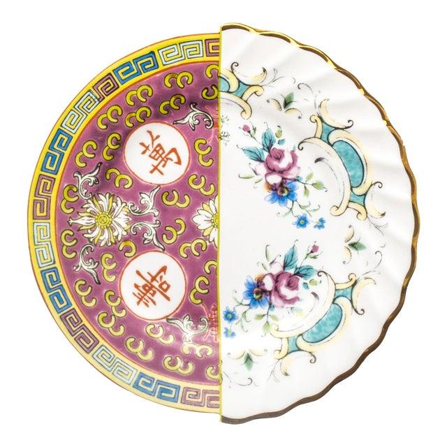 Seletti, Hybrid Eudossia Dessert Plate, Ctrlzak, 2011/2016 For Sale