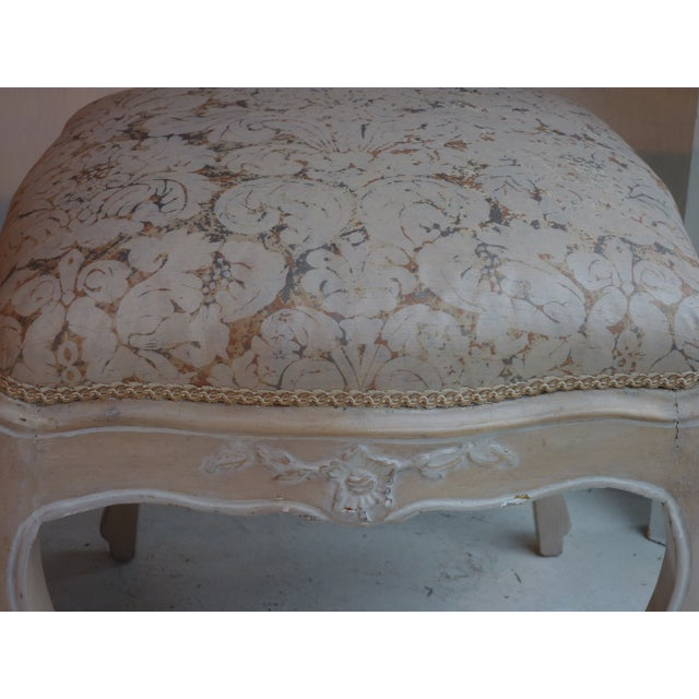 Louis XV Footstools -- A Pair For Sale - Image 5 of 5