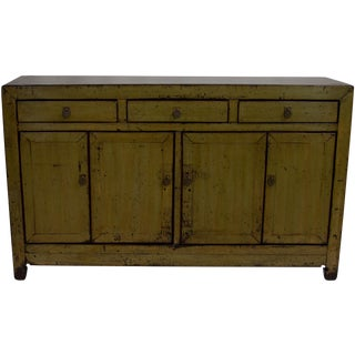 Antique Dongbei Sideboard For Sale