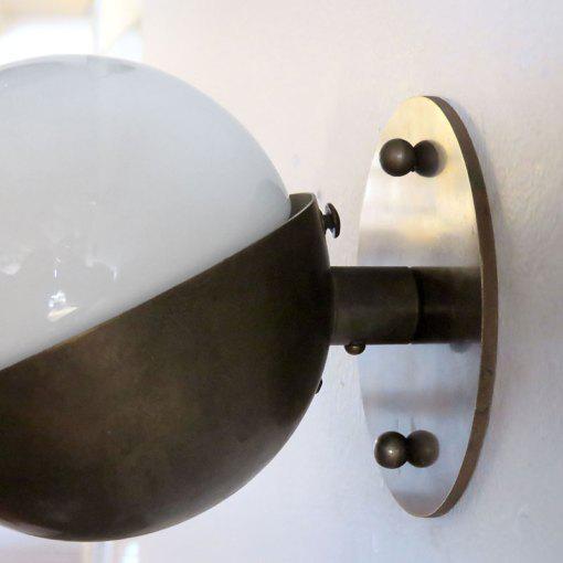 Vilhelm Lauritzen Radiohuset Wall Lamp - Image 6 of 9