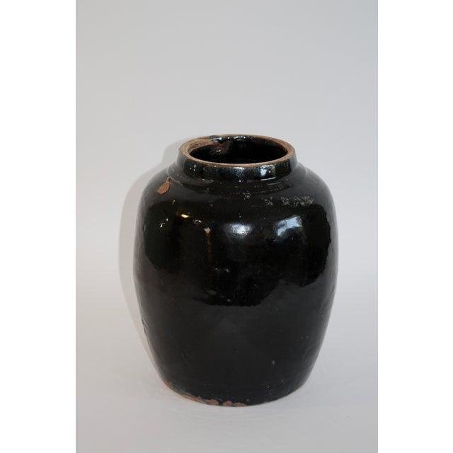 Turkish Glazed Pottery Urn - Image 5 of 5