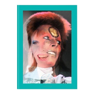 """""""The Rise of David Bowie"""" Mick Rock Photography Book For Sale"""