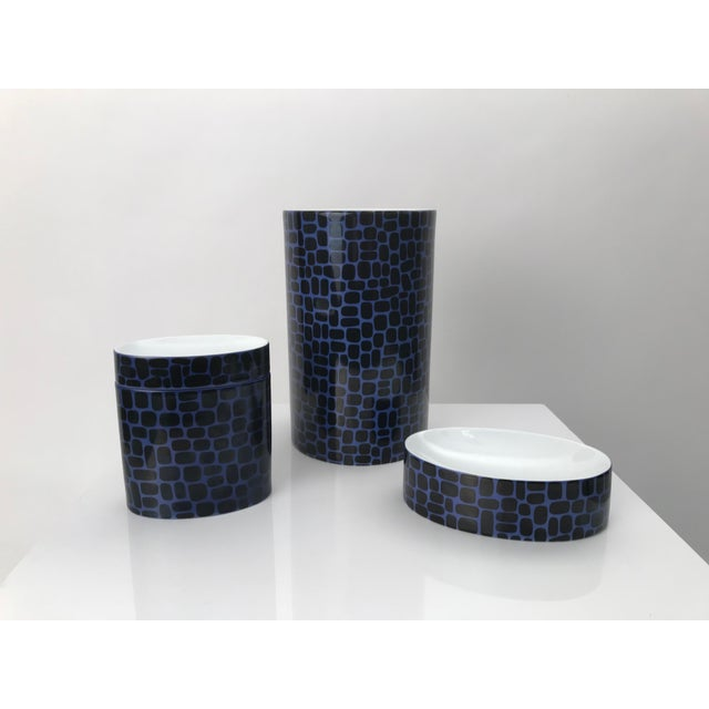 Distinguished Pucci for Rosenthal Studio Line 3 Piece Grouping | DECASO