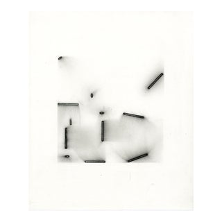 """Tenesh Webber """"Untitled 5"""" Drawing For Sale"""