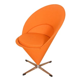 Verner Panton — the Cone Chair For Sale