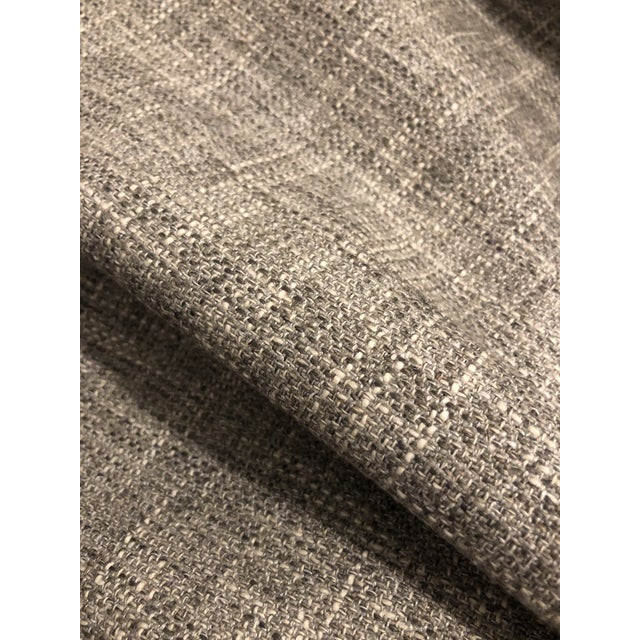 Romo Solid Texture Fabric - 10 Yards For Sale - Image 4 of 7
