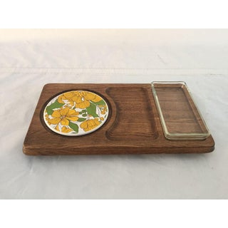 70's Retro Cheese Serving Platter Preview