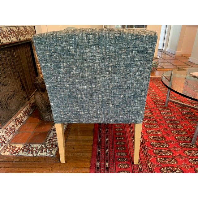 Vintage Donghia Club Chairs - a Pair For Sale - Image 9 of 10