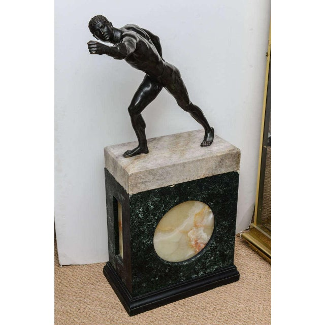 Bronze Sculpture of the Borghese Gladiator - Image 4 of 10
