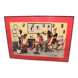Image of African American Art Annie Lee Lithograph Poster For Sale