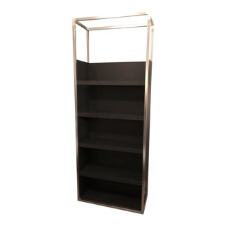 Ligne Roset Dedicato Bookcase in Ebony Stained Oak