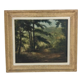 19th Century French Landscape For Sale
