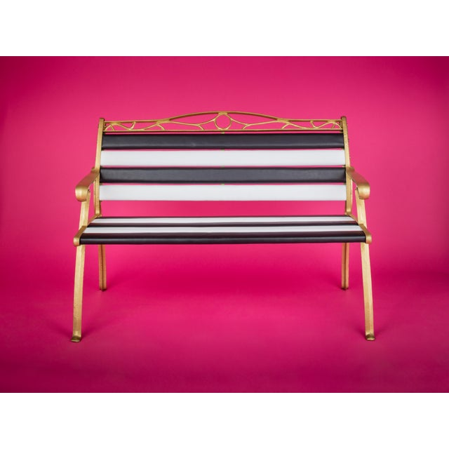 Contemporary Piano Bench by Artist Troy Smith - Artist Proof - Edition of 1 - Contemporary Design For Sale - Image 3 of 6