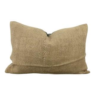 Turkish Organic Handwoven Hemp Pillow For Sale