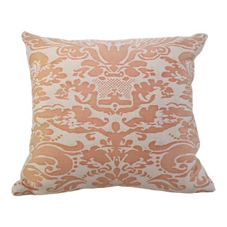 Fortuny Caravaggio Pillow For Sale