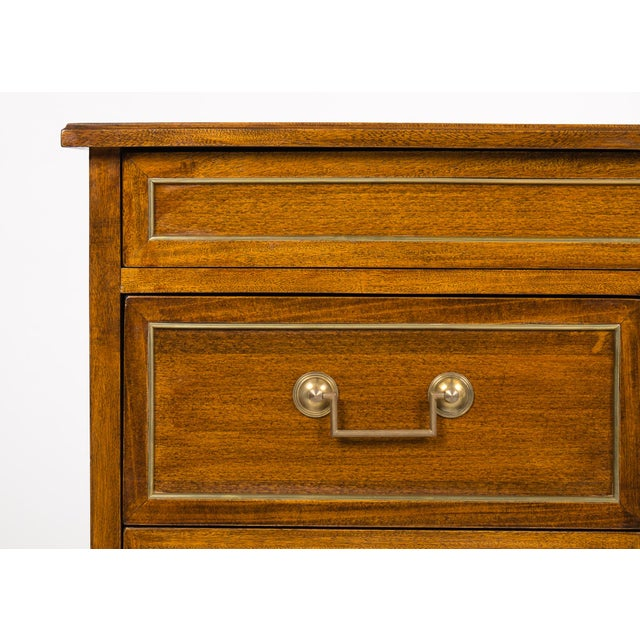 Antique French Louis XVI Style Desk - Image 8 of 10