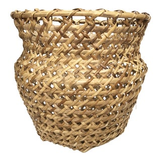 Vintage Basket Planter