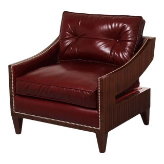 Scarborough House Contemporary Lounge Chair For Sale