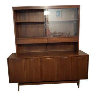 Mid Century Modern, American by Martinsville Buffet For Sale