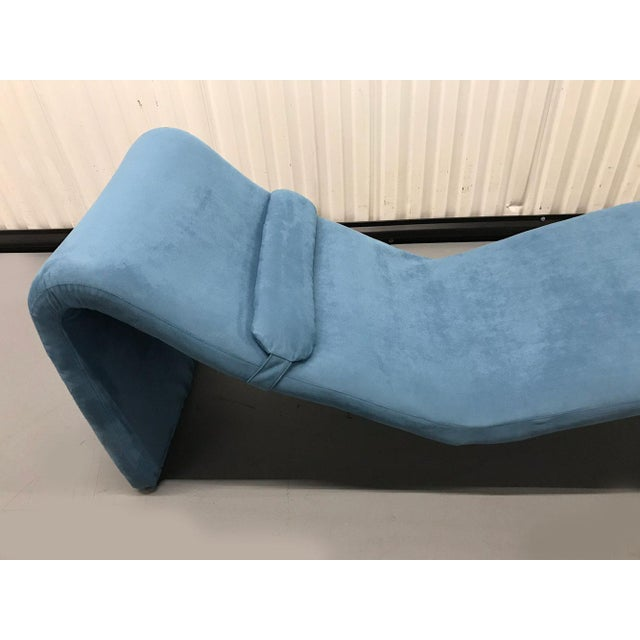 Vintage Djinn Chaise by Olivier Mourgue for Airborne For Sale In Atlanta - Image 6 of 11