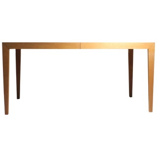 Vintage Mid-Century Modern Florence Knoll Dining Table For Sale