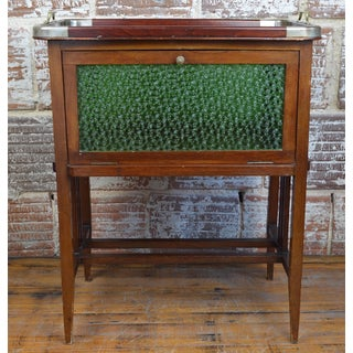 Early 20th Century Spanish Art Nouveau Bar Cabinet Preview