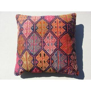 Kilim Rug Pillow Preview