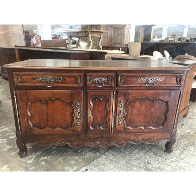 Early 19th Century French Louis XV Enfilade For Sale - Image 4 of 4