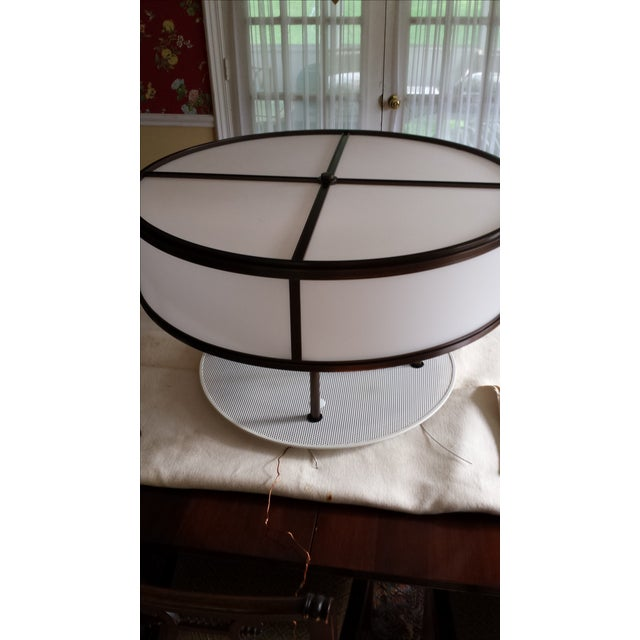 Contemporary Palos Verdes Pendant Light Fixture For Sale - Image 3 of 4