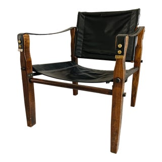 Gold Medal Folding Furniture Company Safari Chair For Sale