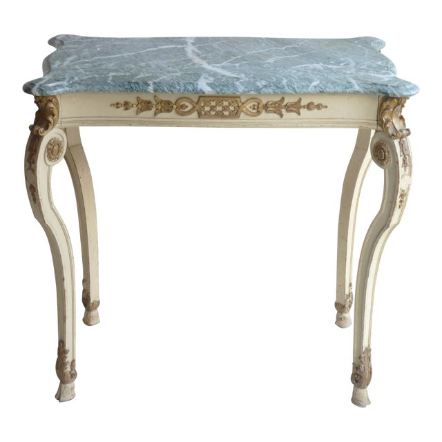 Austrian Louis XV Style Center Table For Sale