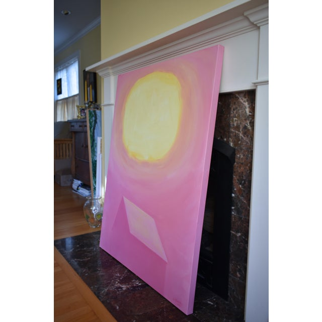 """Stephen Remick """"Good Morning, Sunshine"""" Contemporary Painting For Sale - Image 9 of 12"""