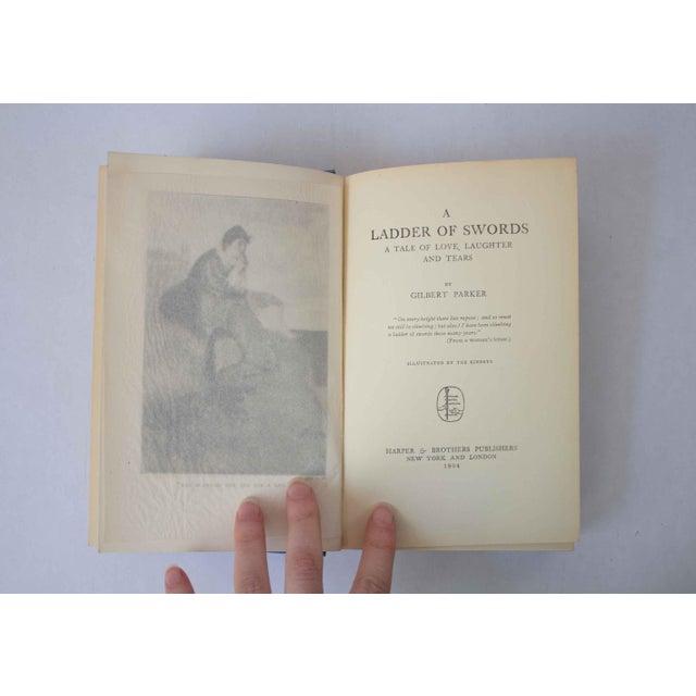 Paper 1904 Antique Book, Ladder of Swords For Sale - Image 7 of 8