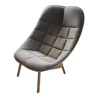 Hay Uchiwa Quilt Chair For Sale
