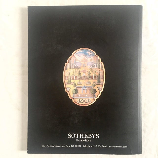 Purple 2000 Sotheby's Collection of Arne Schlesch Auction Catalog For Sale - Image 8 of 9