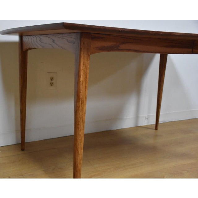 Mid-Century Modern Dining Table - Image 9 of 11