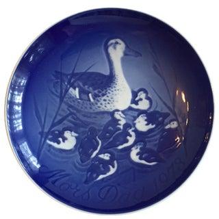 Mores Dag Copenhagen Porcelain Plate
