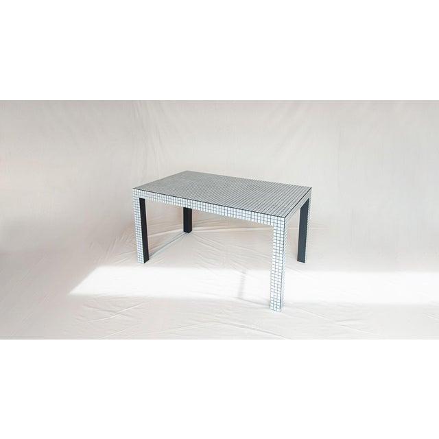 Superstudio ™ / Origin Collection 2020 - Shop Table - Ashen White For Sale - Image 9 of 9