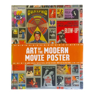 """ Art of the Modern Movie Poster "" Rare 1st Edtn Iconic Oversized Volume Collector's Hardcover Art & Design Book For Sale"