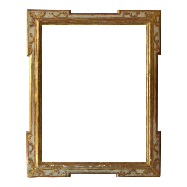 Baroque 17th Century European Gilt-Wood Frame - Image 1 of 9