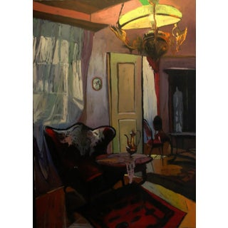 Joanna Wezyk Sitting Room Interior For Sale