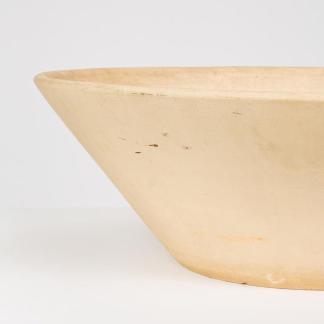"""Single Large U-6 """"Wok"""" Planter by Lagardo Tackett for Architectural Pottery For Sale In Los Angeles - Image 6 of 13"""