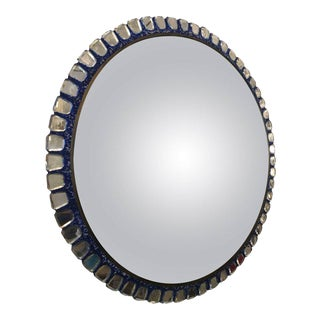Line Vautrin Style Convex Mirror For Sale