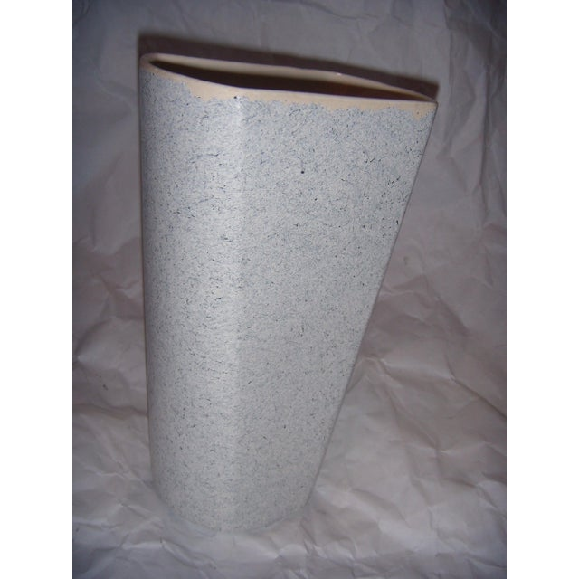 Mid-Century Shaunee USA Pottery Vase For Sale - Image 4 of 6