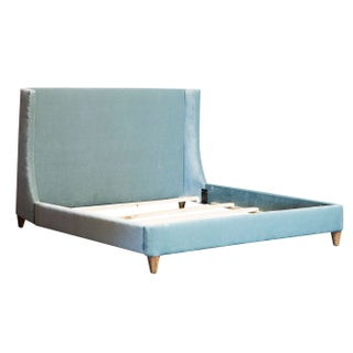 Dwell Studio Cal King Mayfair Bed in Banks Pool For Sale
