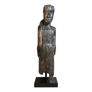 Antique Oceanic Hand Wood Carving For Sale