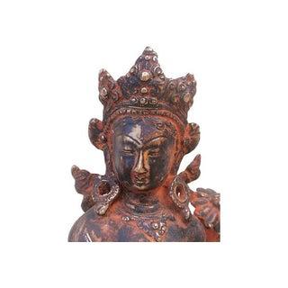 Antique Bronze Tibetan Tara Buddha Preview