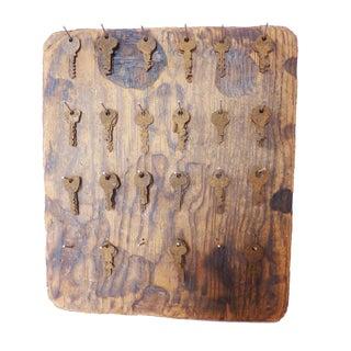 """""""Burn Board"""" Wooden Wall Art For Sale"""