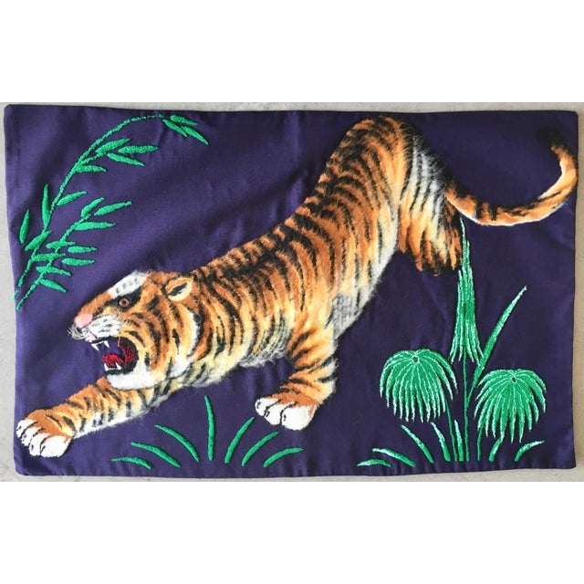 Bengal Tiger Tapestry For Sale - Image 9 of 9