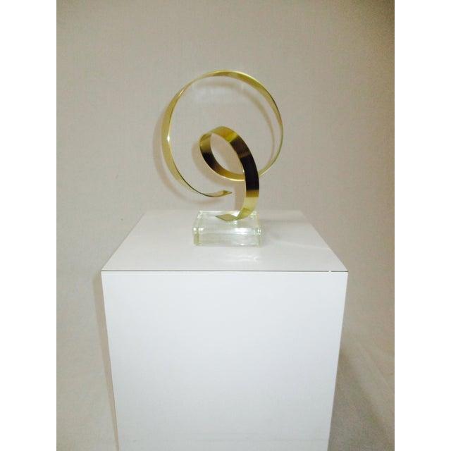 Dan Murphy Vintage Kinetic Modernist Sculpture - Image 8 of 11